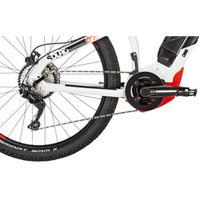 HAIBIKE SDURO HardSeven 2.0, white/black/red